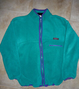 Polar fleece Jacket:Clean,SmokeFree,ExcCond:Sz Small