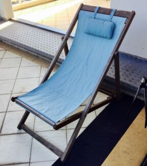 Deck relax chairs x2