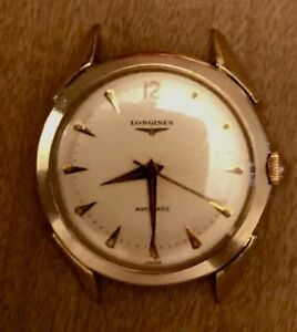 LONGINES rare collector watch