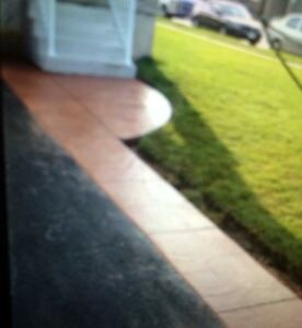 Concrete Specials on Driveways, Walkways, Patios! Kitchener / Waterloo Kitchener Area image 5