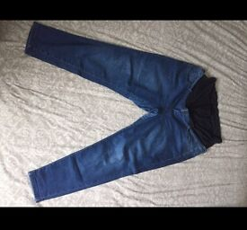 Mothercare maternity jeans. Size 20.