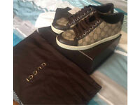 Gucci shoes good condition size 5