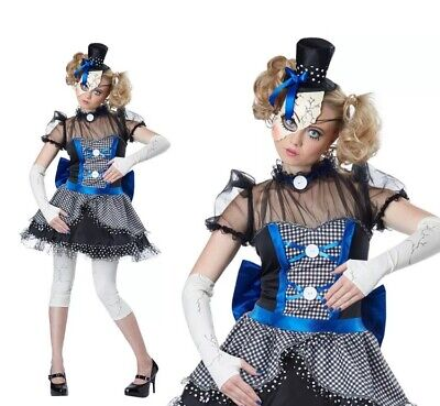 BN In Pack Twisted Baby Doll Halloween Fancy Dress Costume X LRG UK 14-16