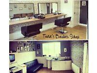 Shop lease 2 half years left