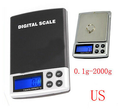 Horizon 2000g x 0.1g Digital Scale Precision jewelry scale with pieces counting