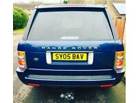 Rang rover automatic full service history SWAP/Px fully loaded diesel drive like new