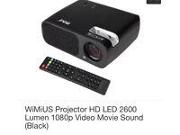 WiMUS projector