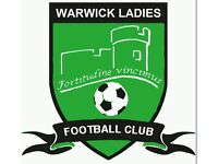 Goal Keeper Wanted - Warwick Ladies FC