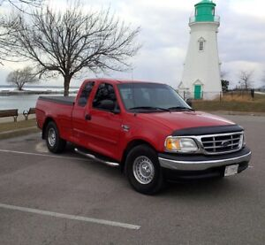 2001 Ford F-150 extended cab 2X4