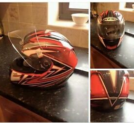 Small Bikers Helmet