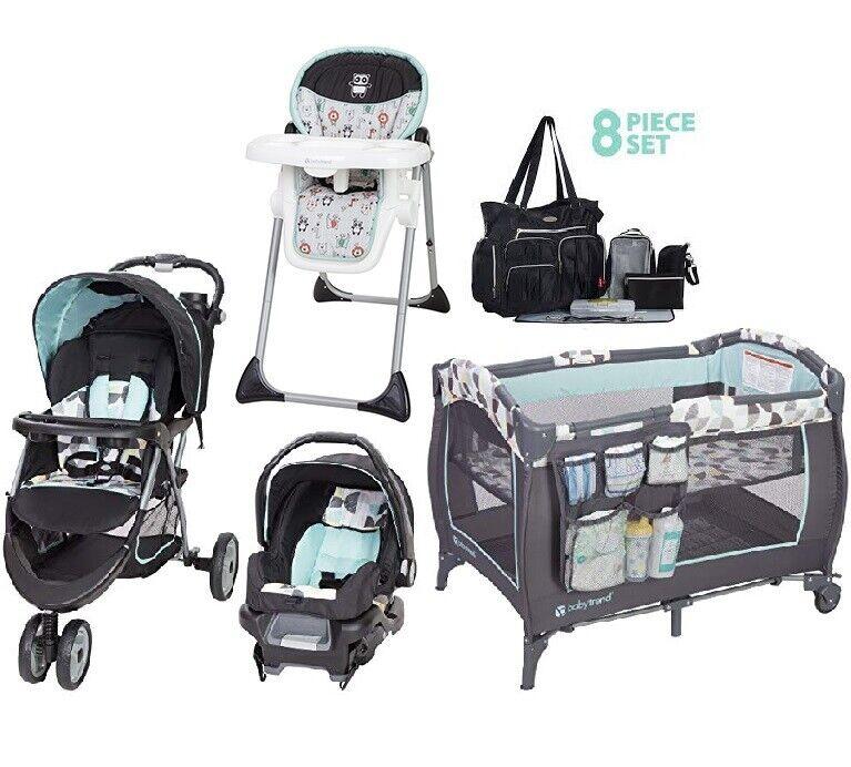 baby boy stroller with car seat nursery