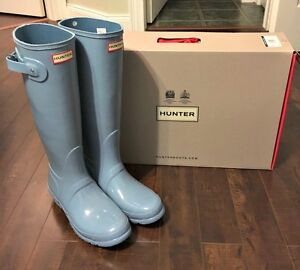 HUNTER BOOTS  Size 9 New