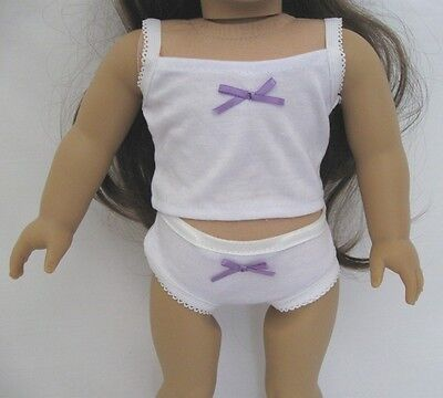 - Doll Clothes - Underwear Set - 2 Pieces - 18