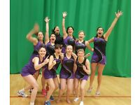 Lavender Park Netball Club - Trials announced for Regional Netball Club in SW London - Come Play!!
