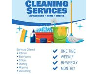Private Domestic Cleaner London locations