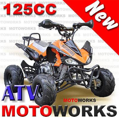2016 Motoworks 125CC SPORTS