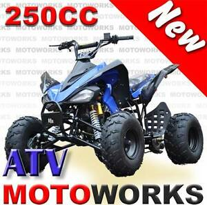 NEW MOTOWORKS 250CC SPORTS ATV QUAD 4 Wheeler Bike Campbellfield Hume Area Preview