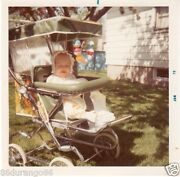Vintage Pram Baby Carriage Stroller