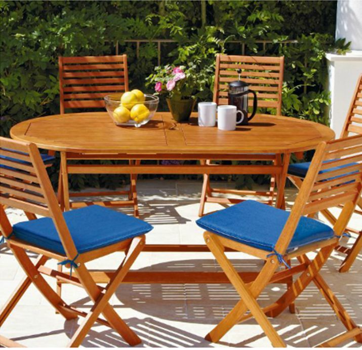 Trendy Outdoor Furniture: Trendy Garden Patio Furniture Set
