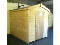 6ft x 6ft T&G Garden Shed