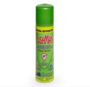 (17,77€/100ml) Bushman Pumpspray effektive Insektenabwehr Tropen Moskitoschutz