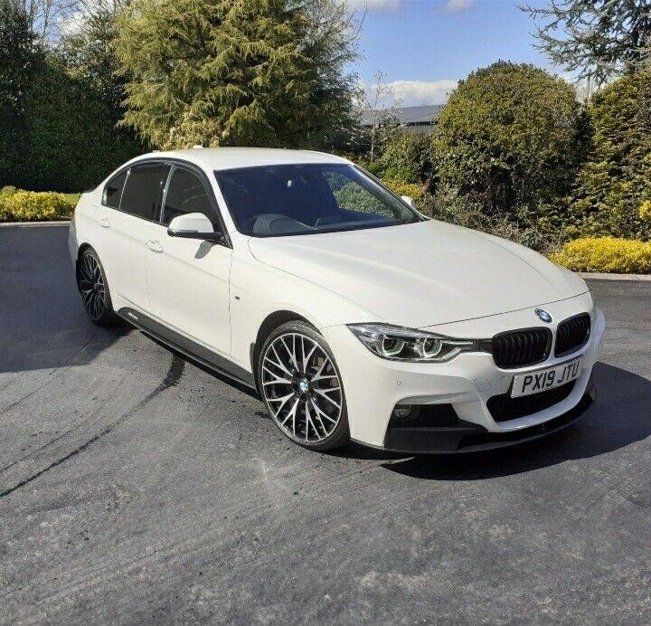 2019 LCI 335d BMW Xdrive M Sport ( Not Honda Vw Mercedes Audi Range Rover Ford )