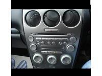 Mazda 6 sport silver 2.3ltr