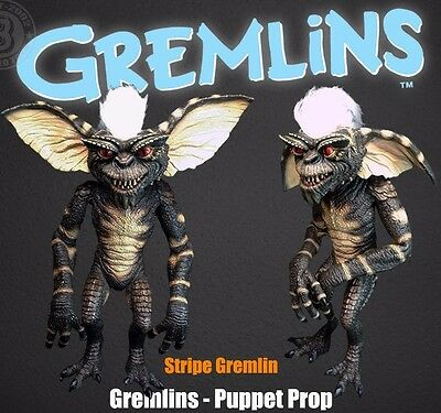 Gremlins Evil STRIPE Puppet Prop Gremlin by Trick or Treat Studios IN STOCK NOW
