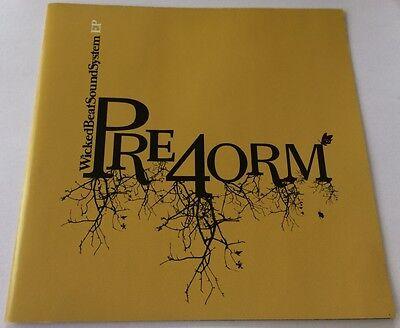 WICKED BEAT SOUND SYSTEM Pre4orm CD EP 2004 Preform oz aussie 6trks WBSS ()