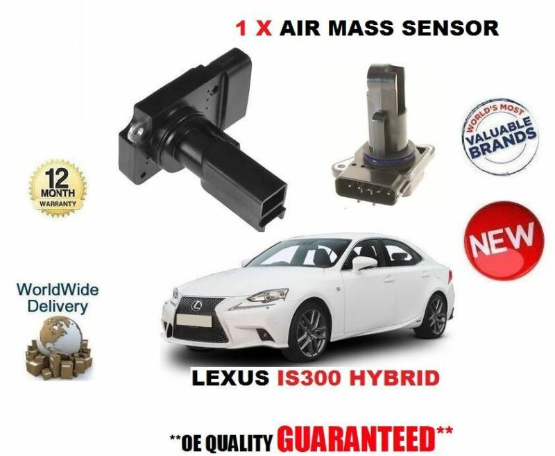 FOR LEXUS IS300 HYBRID 2013->NEW AIR MASS SENSOR METER OE 22204-0V020