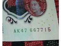 ak47 verry rare note