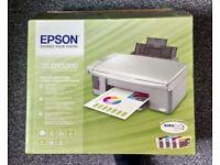 Epson Stylus DX5000 Inkjet Printer BOXED
