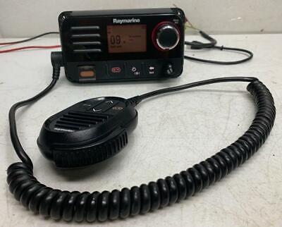 Compact Vhf Radio (Raymarine E70243 Ray50 Compact Vhf Radio 25W Class D)