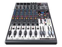 Audio / DJ / Band Mixer - Xenyx X1204USB - Boxed, nearly new