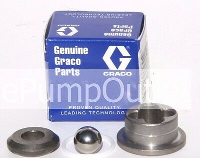 Graco 239922 Complete Inlet Seal Kit For Graco 695 795 1095 Wexpedited Shipping