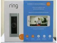 Ring Video Doorbell Pro BNIB