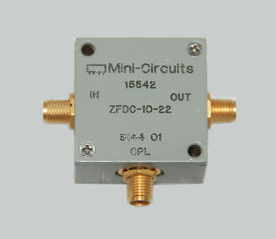 Mini-circuits Zfdc-10-22 Directional Coupler