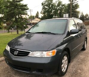 Very Low KM Only73000Milles Excellent ODYSSEY Summer& WinterTire