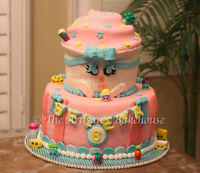Holidays Special Custom Cakes and Goodies!