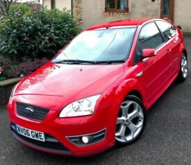 Ford Focus 2.5 ST-2 Turbo (225)**Only 46,433 Miles,2Owners,Stunning Standard..**