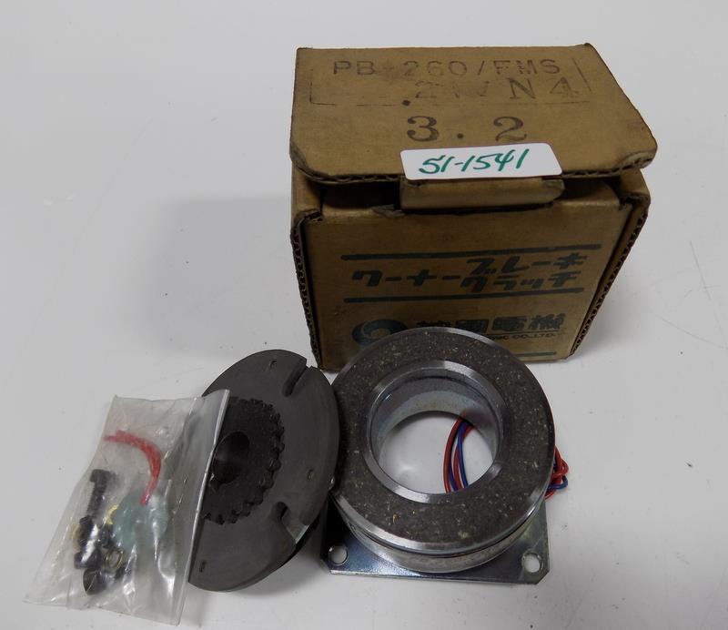 SHINKO ELECTRIC CLUTCH PB 260/FMS