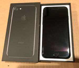 Apple iPhone 7 128GB Jet Black Unlocked