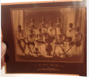Stanley Cup Team 1893 - Negative - Coupe Stanley 1893