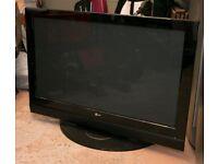 42 In LG Plasma TV