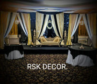 ❤️ LAST MINUTE WEDDING DECOR  ❤️ ❤️  RSK DECOR