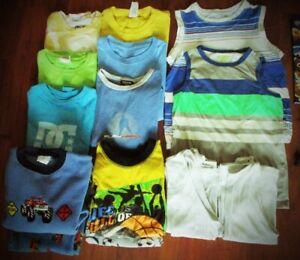 *Lot of Boy's clothes Size 8 & footwear size 2 youth