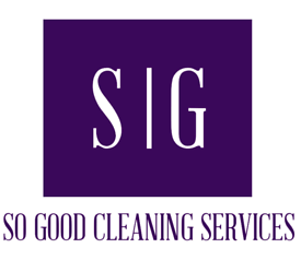 """""""SO GOOD"""" Edinburgh ,Midlothian and East Lothian cleaning services"""