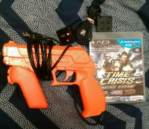 GunCon3 Lightgun for PS3 w/ Time Crisis: Raging Storm