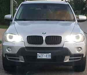 2008 Silver BMW X5 3.0L 6 Cylinder  Fully Loaded Windsor Region Ontario image 1