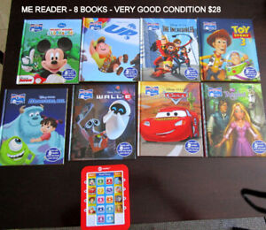 ME READER  FOR SMALL KIDS- 8 BOOKS - GREAT CONDITION